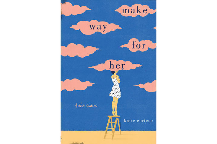 "photo of cover of ""Make Way for Her: And Other Stories"" by Katie Cortese"