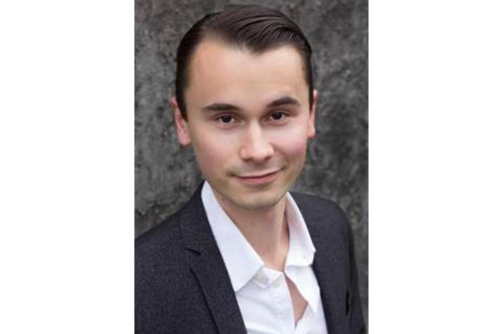 headshot photo of Michael Pandolfo