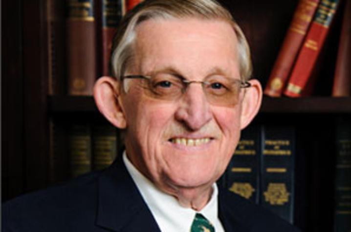 headshot photo of F. Douglas Scutchfield
