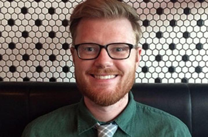 headshot photo of John Michael McCluskey