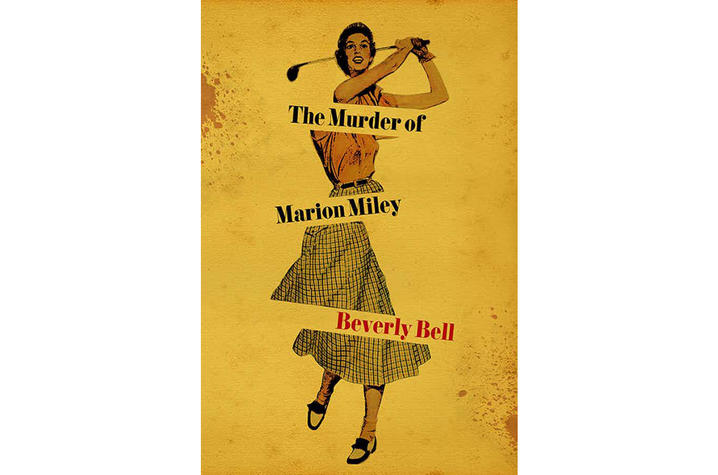 """""""The Murder of Marion Miley"""" cover detail"""
