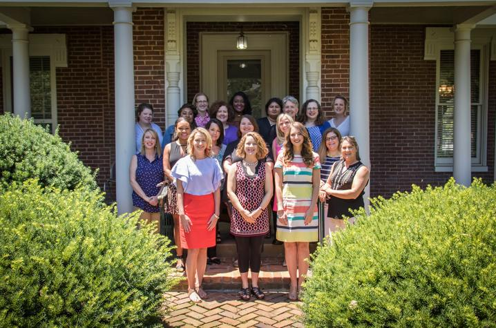 photo of UK Women's Forum Board members