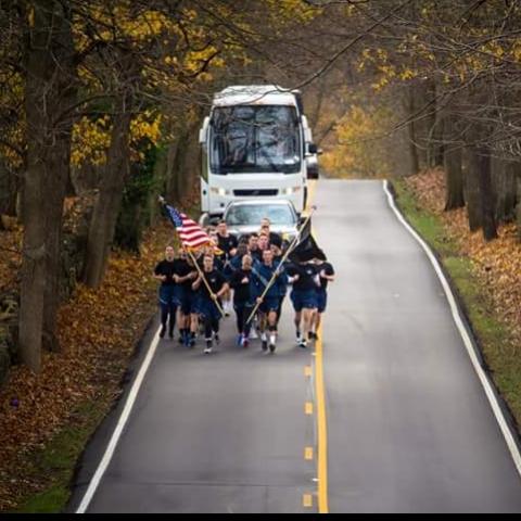 Kentucky Air Force ROTC Detachment 290 cadets