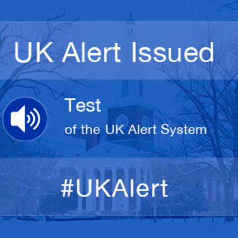 UK Alert Test graphic