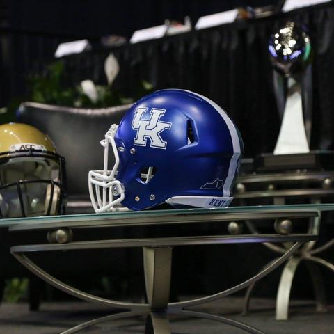 The University of Kentucky football team meets Georgia Tech in the TaxSlayer Bowl Dec. 31. Photo courtesy of TaxSlayer Bowl.