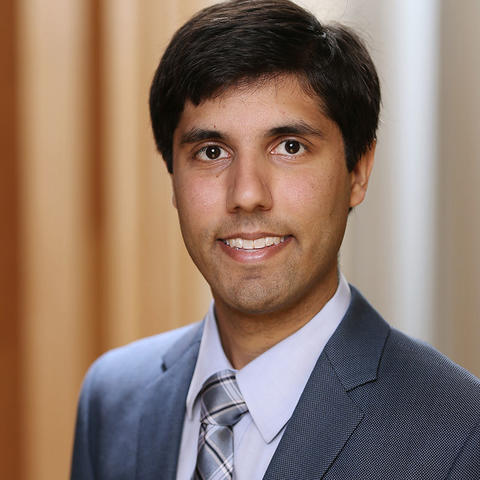 headshot photo of David Agrawal