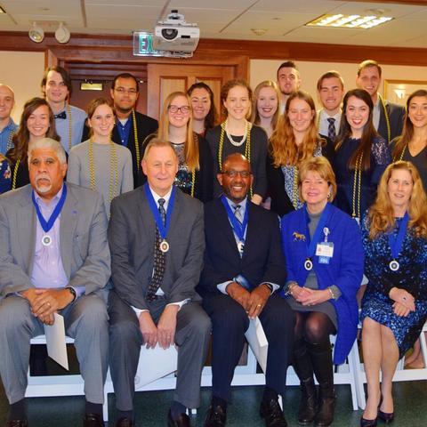 UK Phi Kappa Phi Class of 2017