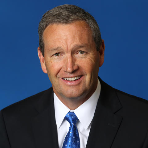headshot photo of Mitch Barnhart