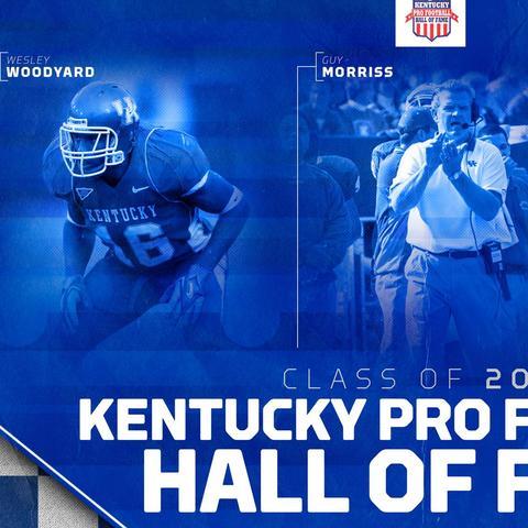 KY Pro Football Hall of Fame