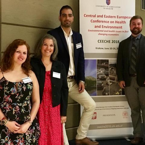 UK Superfund Researchers