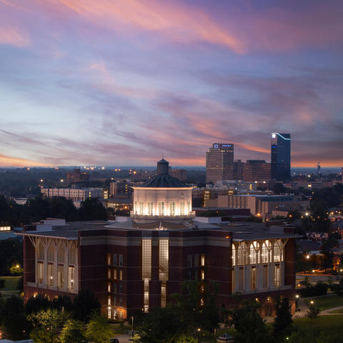This is a photo of the University of Kentucky