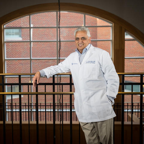 Photo of Dr. Jay Avasarala of the University of Kentucky