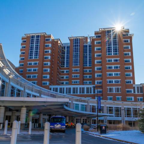 Photo of UK Hospital