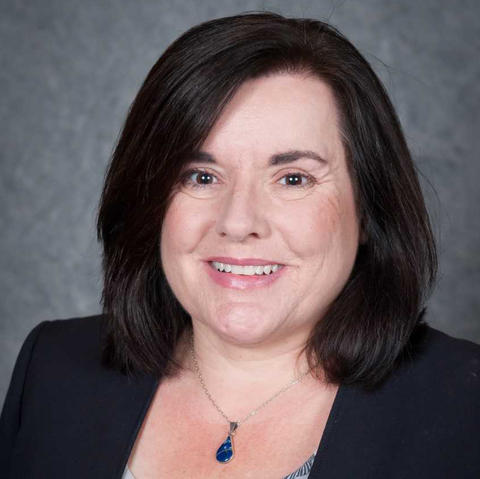 photo of Jennifer D. Greer, named dean of the University of Kentucky College of Communication and Information.