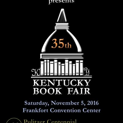 cover of 2016 Kentucky Book Fair catalog