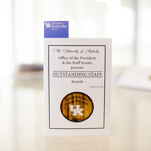 Outstanding Staff Awards Ceremony