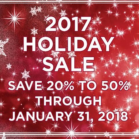 photo of 2017 UPK holiday sale banner