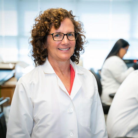 Photo of Barbara Nikolajczyk, Ph.D.