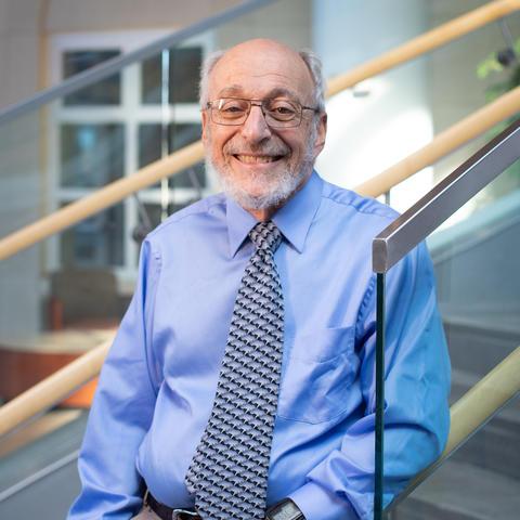 Dr. Robert Baumann is receiving a Lifetime Achievement Award from The Child Neurology Society. Photo by Mark Cornelison | UKphoto