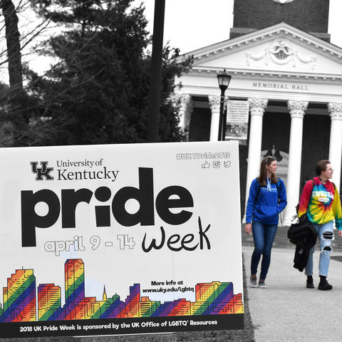 UK Pride Week