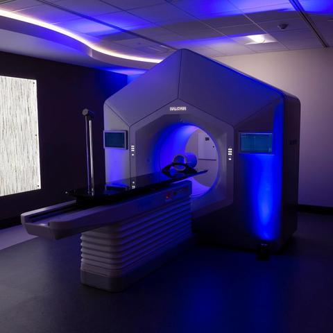Markey Radiation Suite