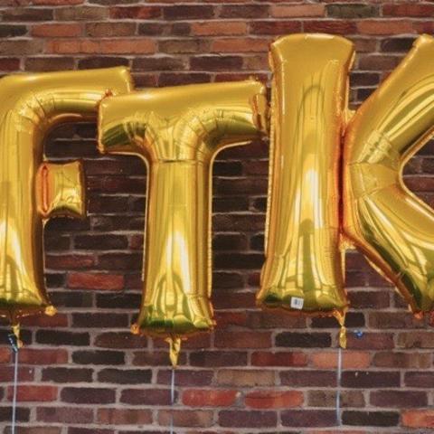 FTK balloons