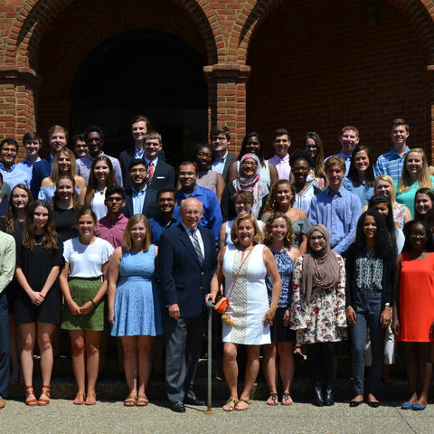 Chellgren Fellows 2017