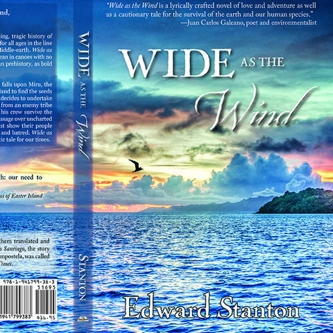 Cover of 'Wide as the Wind'