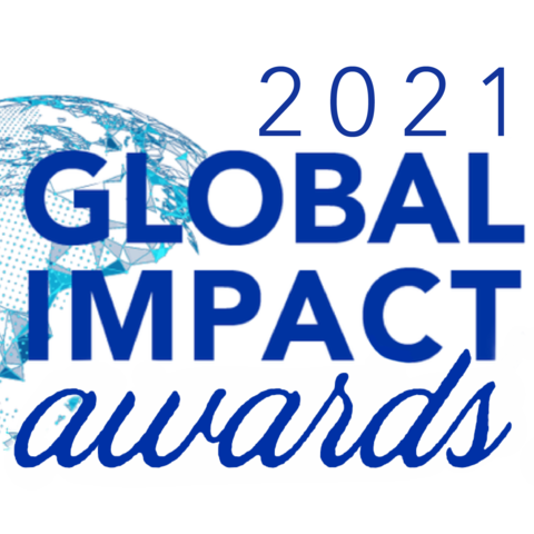 Global Impact Awards Logo