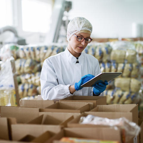 Photo of Supply Chain Management