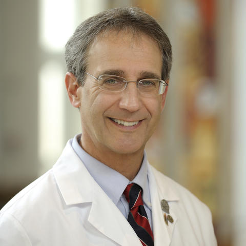 Photo of Dr. Larry Goldstein