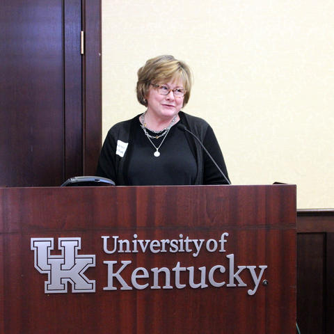 Photo of the Hon. Karen K. Caldwell