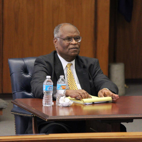 Photo of Senior U.S. District Judge Curtis Lynn Collier
