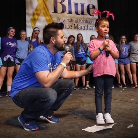 UK's DanceBlue Impacts Kentucky Kids FIghting Cancer