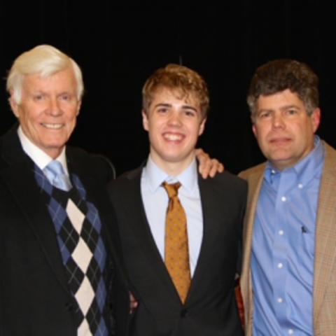 John Y. Brown Jr., John Y. Brown IV, and John Y. Brown III.