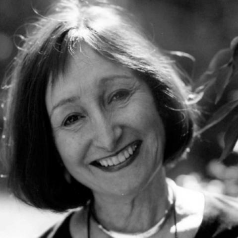 black and white headshot photo of Jane Gentry