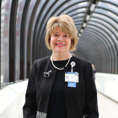 Photo of Janie Heath, dean of UK College of Nursing
