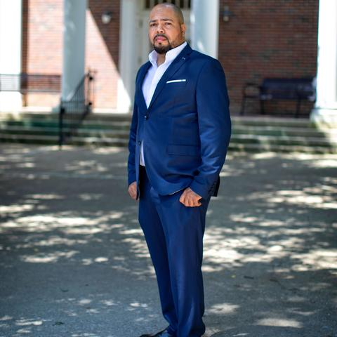 Dean of the University of Kentucky College of Education Julian Vasquez Heilig