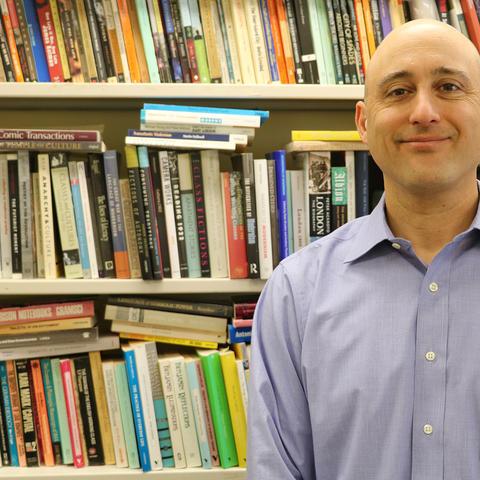 Guggenheim Fellow Peter Kalliney