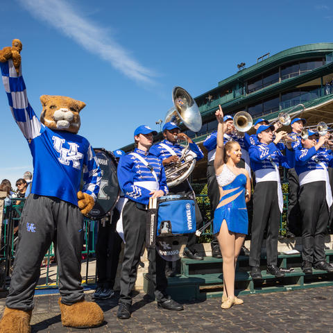Keeneland Big Blue Day 2019