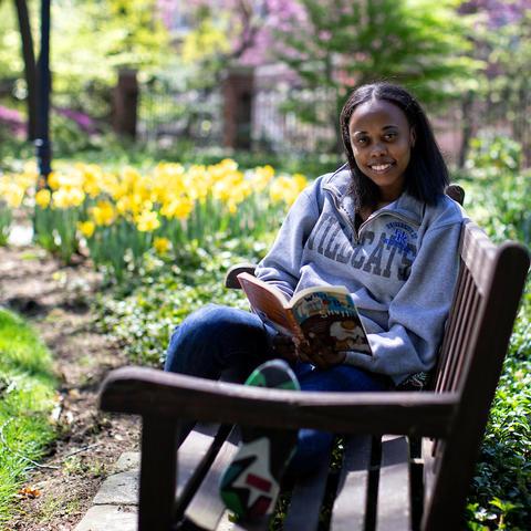 Kenyatta Mitchell