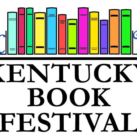 photo of Kentucky Book Festival logo