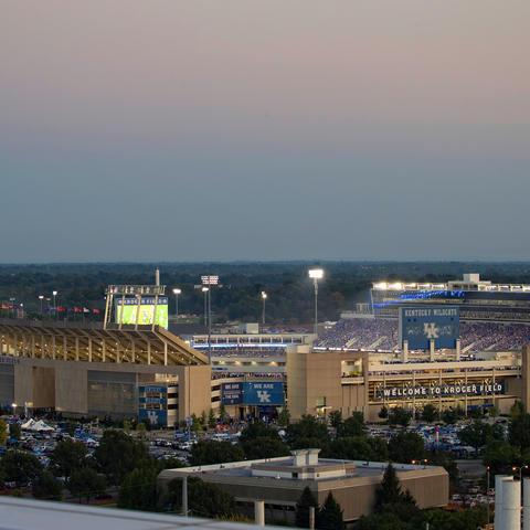 photo of Kroger Field