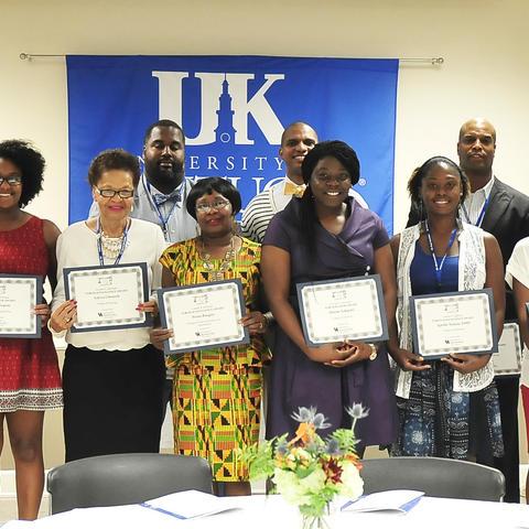2016 Lyman T. Johnson Award Winners