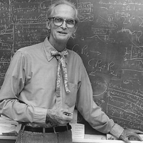 photo of William N. Lipscomb