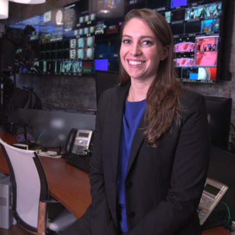 University of Kentucky alumna Blair Spitzer