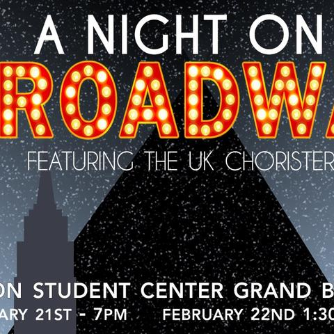 "Facebook web banner for 2020 ""A Night on Broadway"""