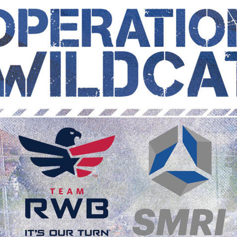 Part Amazing Race, part CrossFit Games, part Outward Bound, Operation Wildcat's goal is to build community through activity.