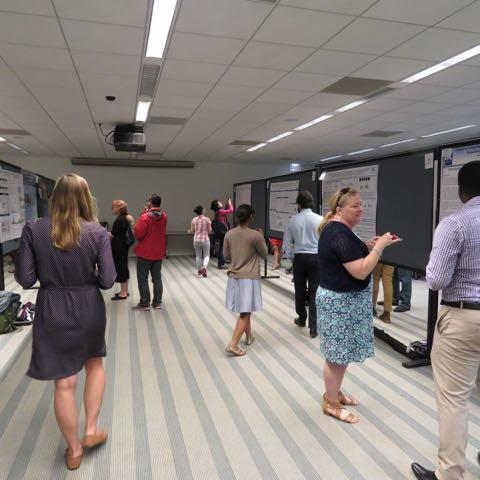 photo of Postdoctoral Research Symposium