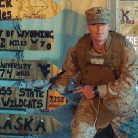 UK Honors Student Veteran Matthew Ebert